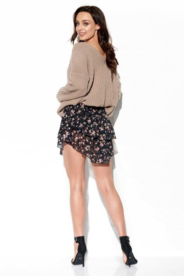 Sweter z dekoltem ZOYA 3