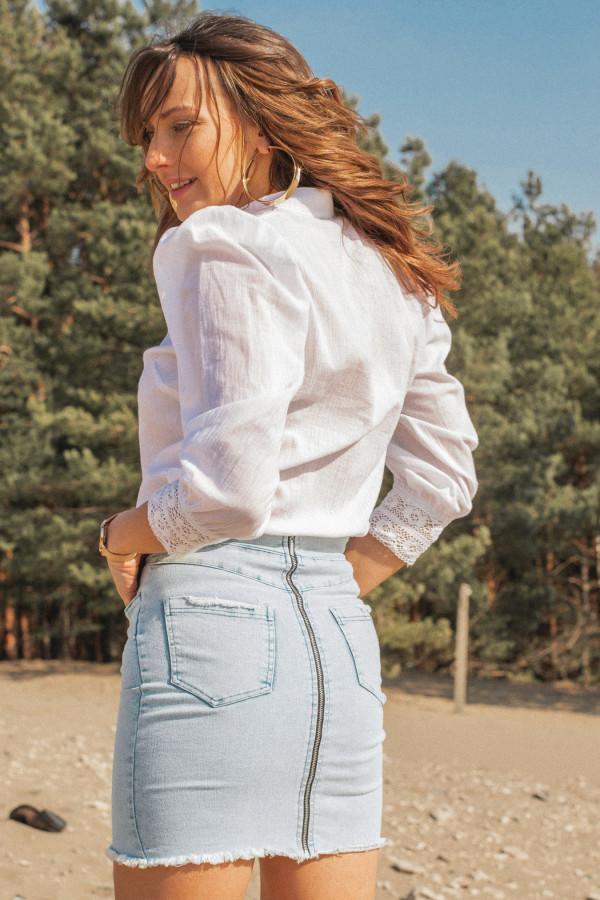 Spódnica jeansowa WILD