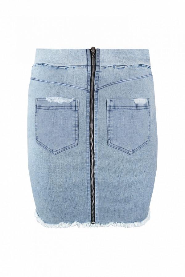Spódnica jeansowa WILD 5