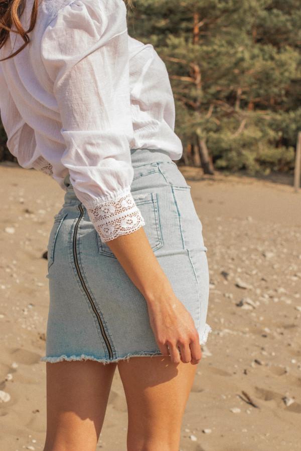 Spódnica jeansowa WILD 2