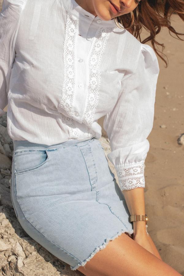 Spódnica jeansowa WILD 3