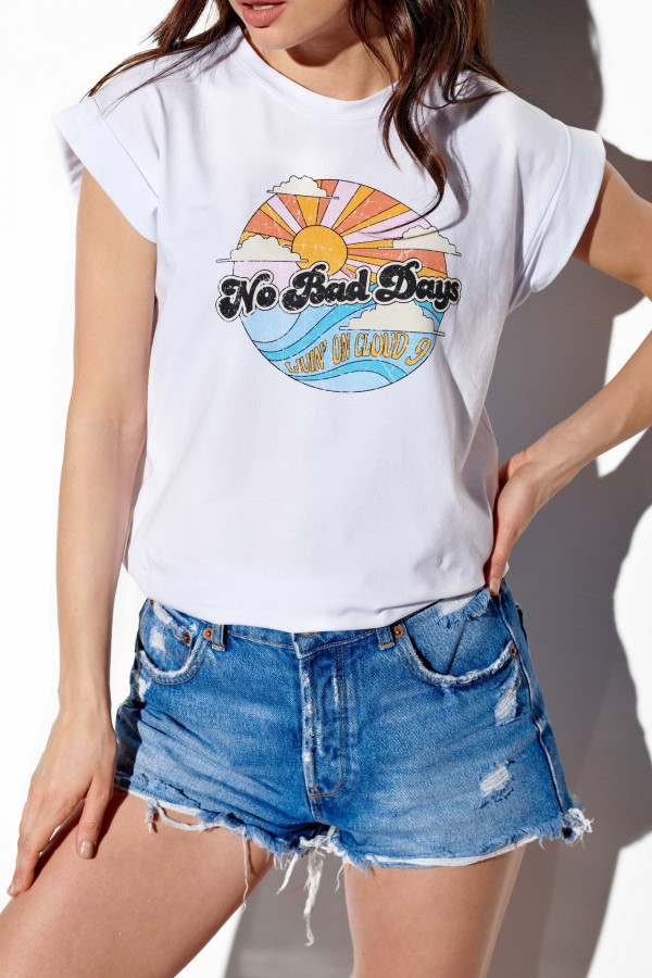 T-shirt NO BAD DAYS 4