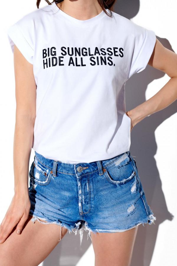 T-shirt SUNGLASSES 4