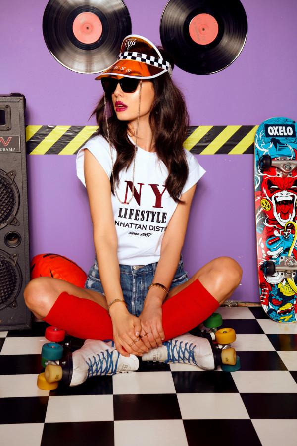 T-shirt NY LIFESTYLE