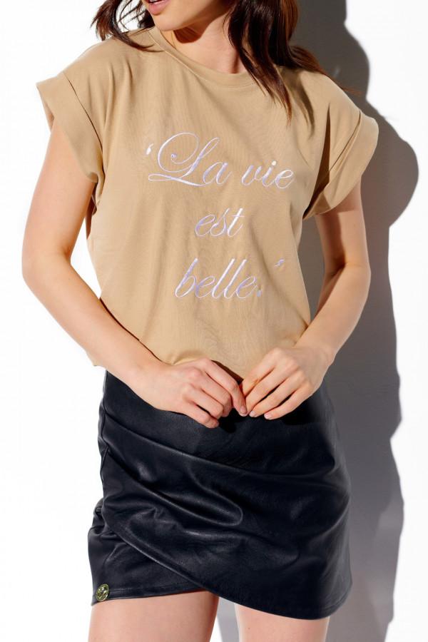 T-shirt LA VIE EST BELLE 4