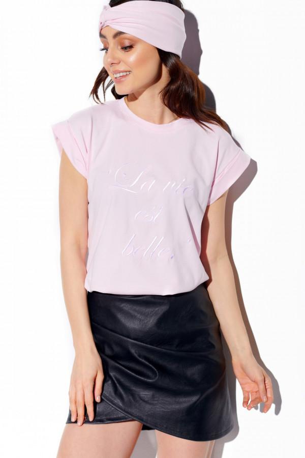 T-shirt LA VIE EST BELLE 3