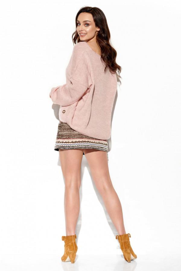 Sweter z guzikami ROMA 3