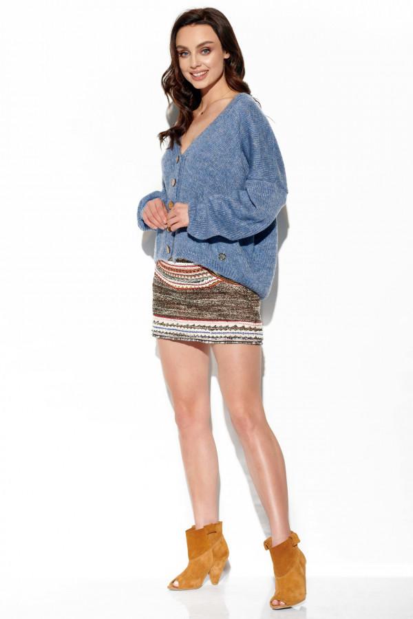 Sweter z guzikami ROMA 1