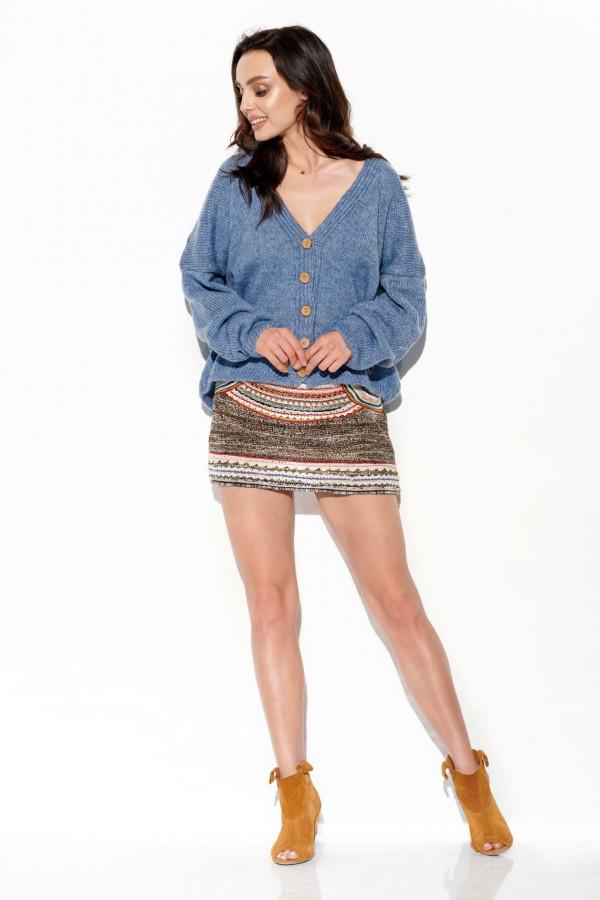 Sweter z guzikami ROMA 2