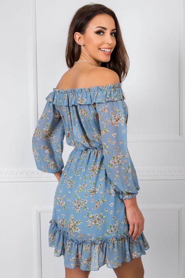 Sukienka hiszpanka DOMINIQUE 3