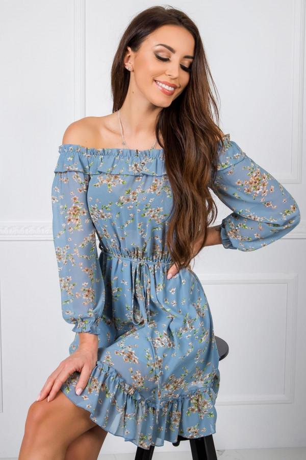 Sukienka hiszpanka DOMINIQUE 2