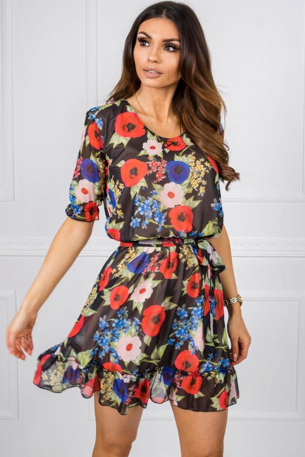 Sukienka w kwiaty BLAKE