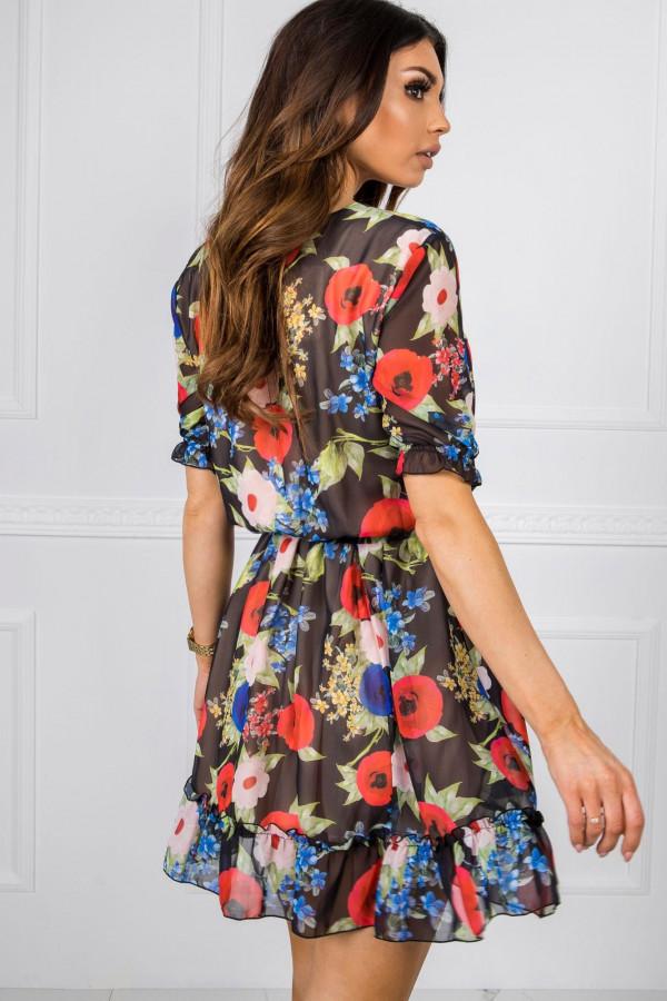 Sukienka w kwiaty BLAKE 1