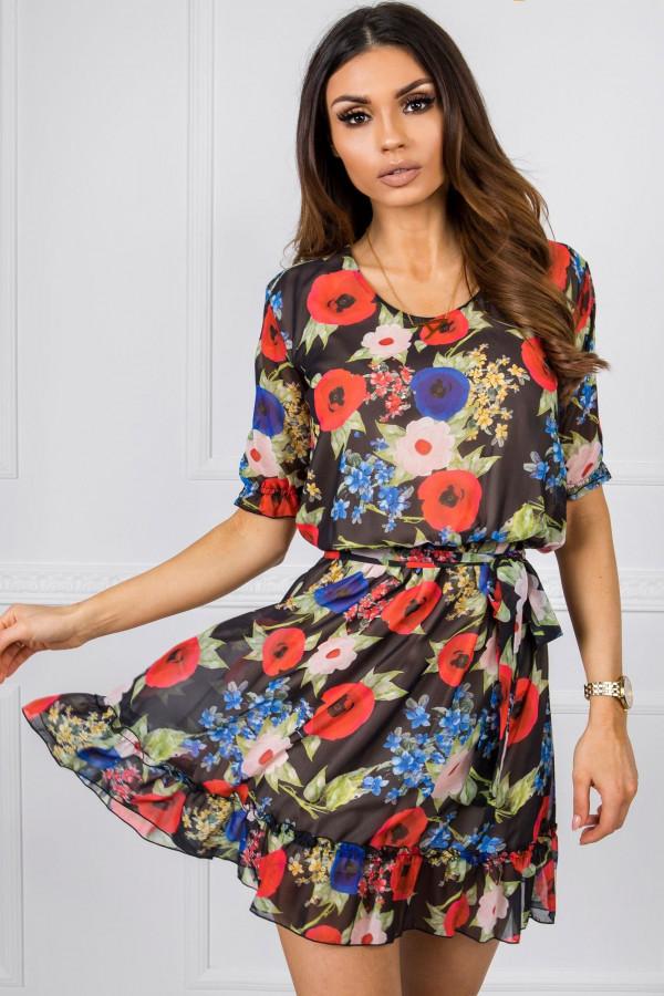 Sukienka w kwiaty BLAKE 2