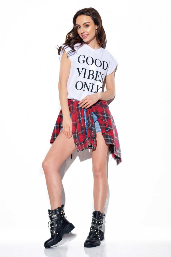 T-shirt GOOD VIBES ONLY 2
