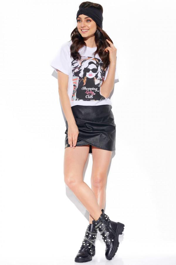 T-shirt SHOPPING LADY CLUB 2