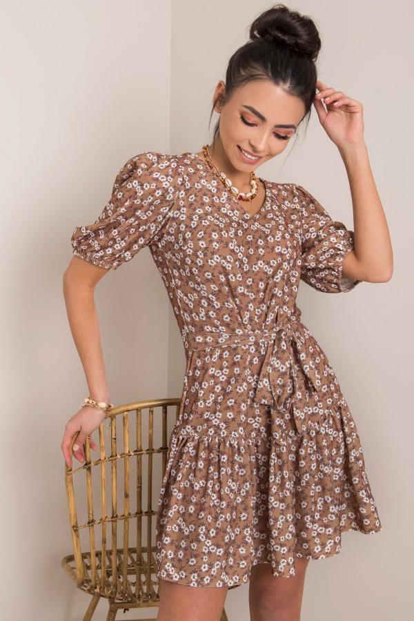 Sukienka w kwiaty AVAH 3