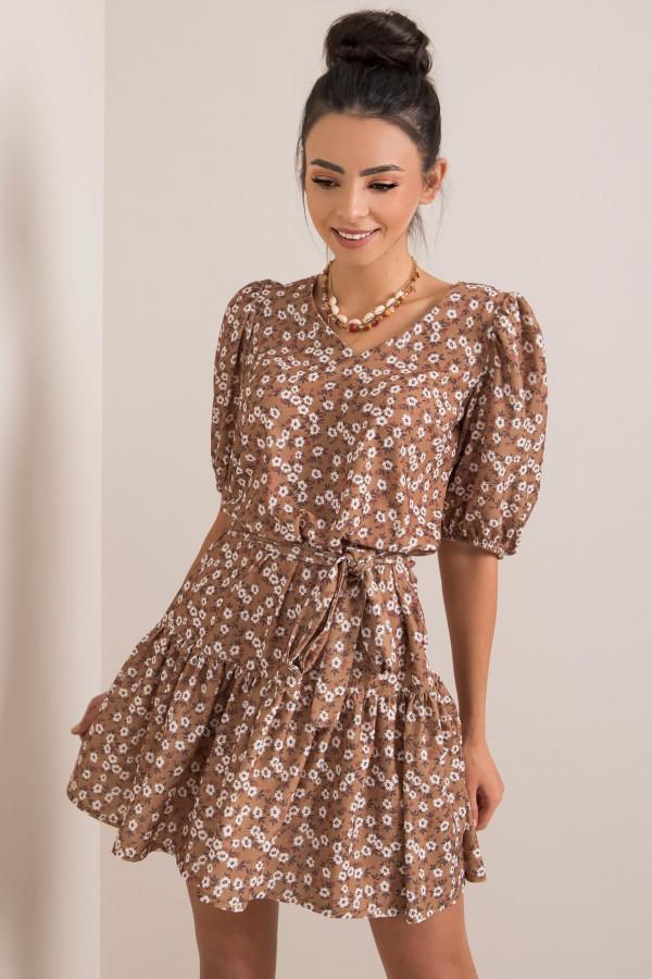 Sukienka w kwiaty AVAH