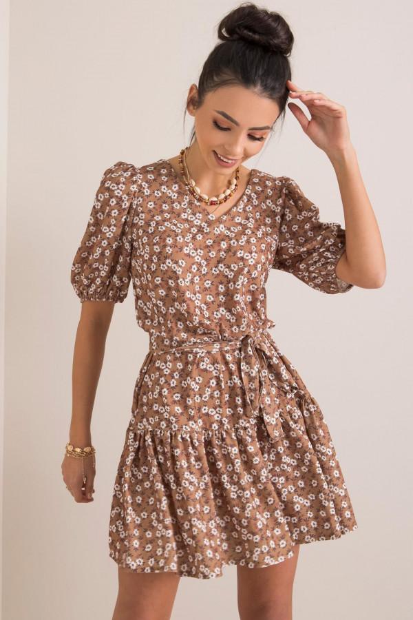 Sukienka w kwiaty AVAH 1