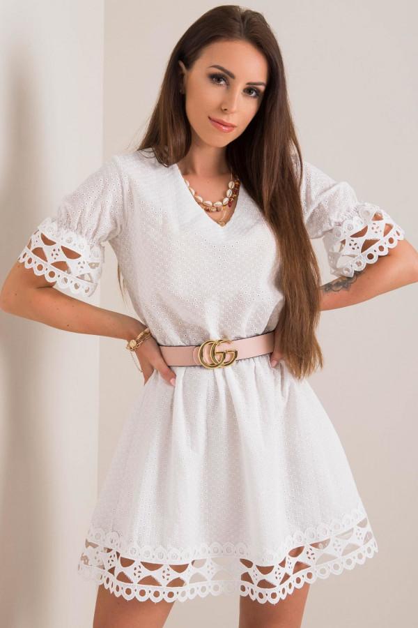 Sukienka ażurowa LOREN