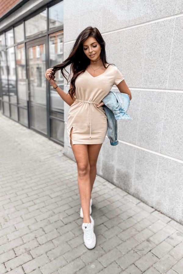 Sukienka z agrafkami BAD ICON