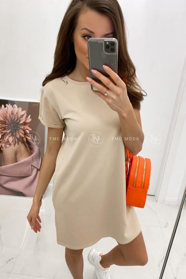Sukienka basic CLASSIC 1