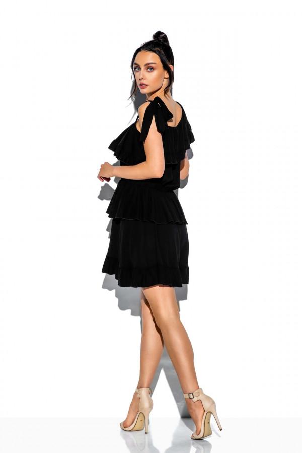 Sukienka z falbanami MIRA 8