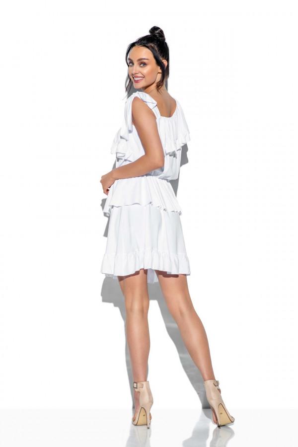 Sukienka z falbanami MIRA 9