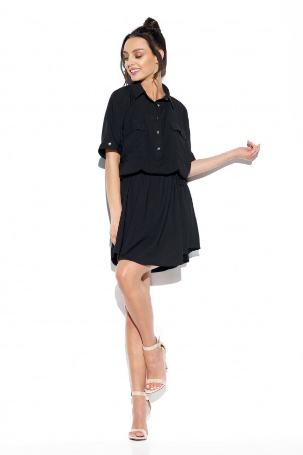 Koszulowa sukienka LEMA 1