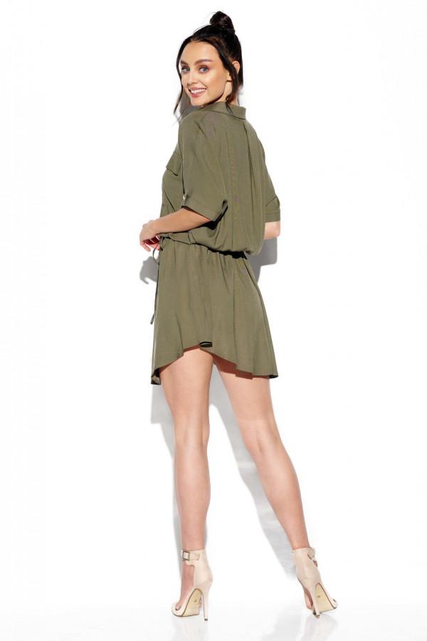 Koszulowa sukienka LEMA 3
