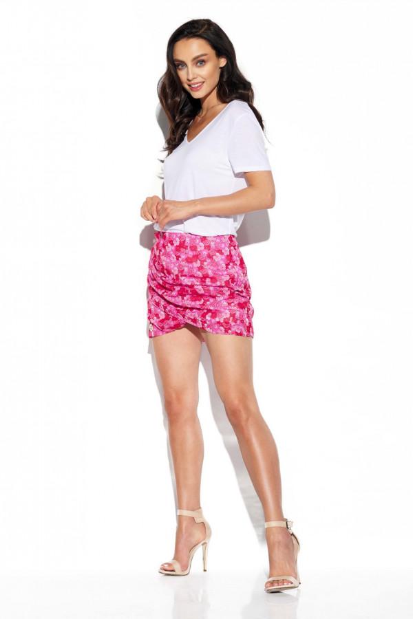 Spódnica mini we wzory STACY 7