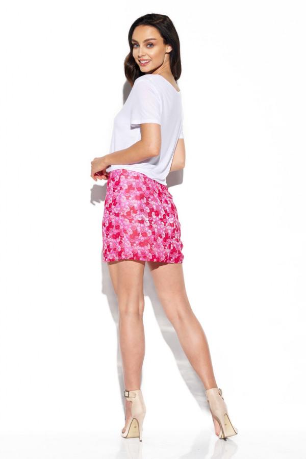 Spódnica mini we wzory STACY 8