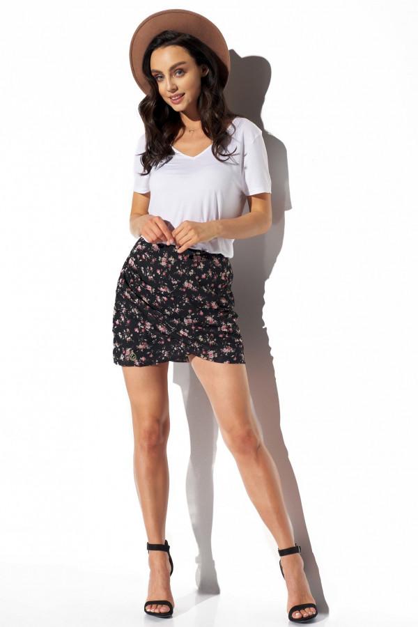 Spódnica mini we wzory STACY 6