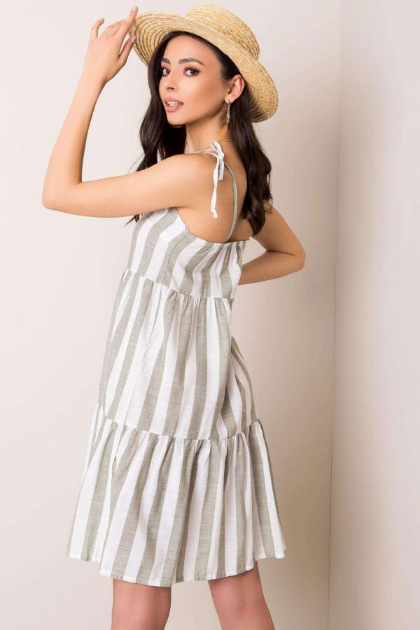 Sukienka w paski SEMILLE 2