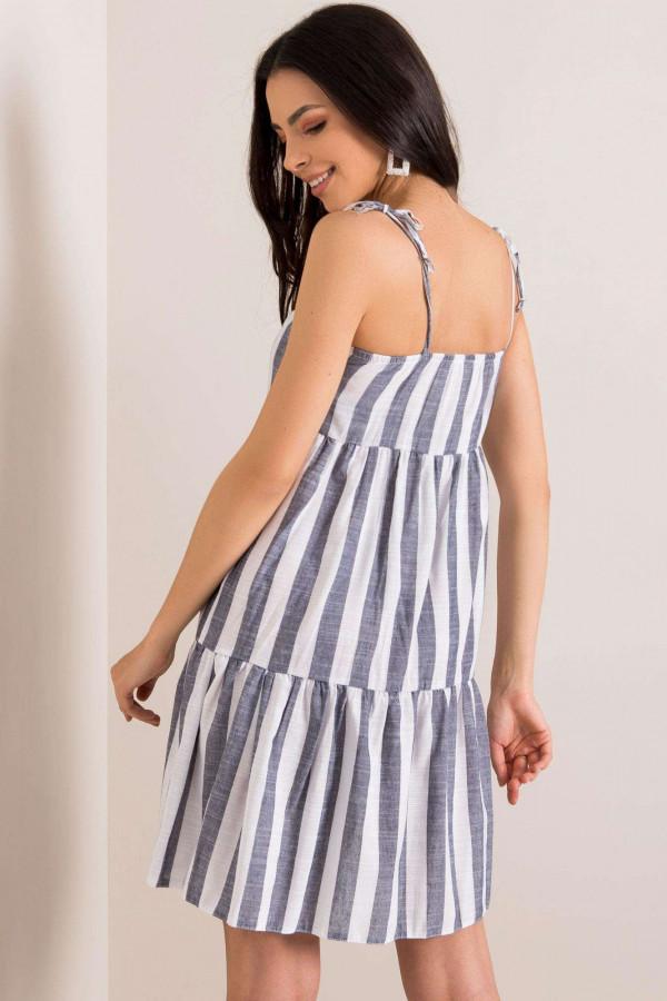Sukienka w paski SEMILLE 1