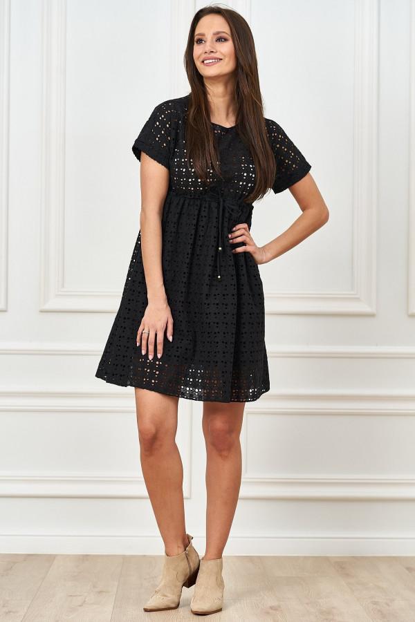Sukienka ażurowa ROSE 2