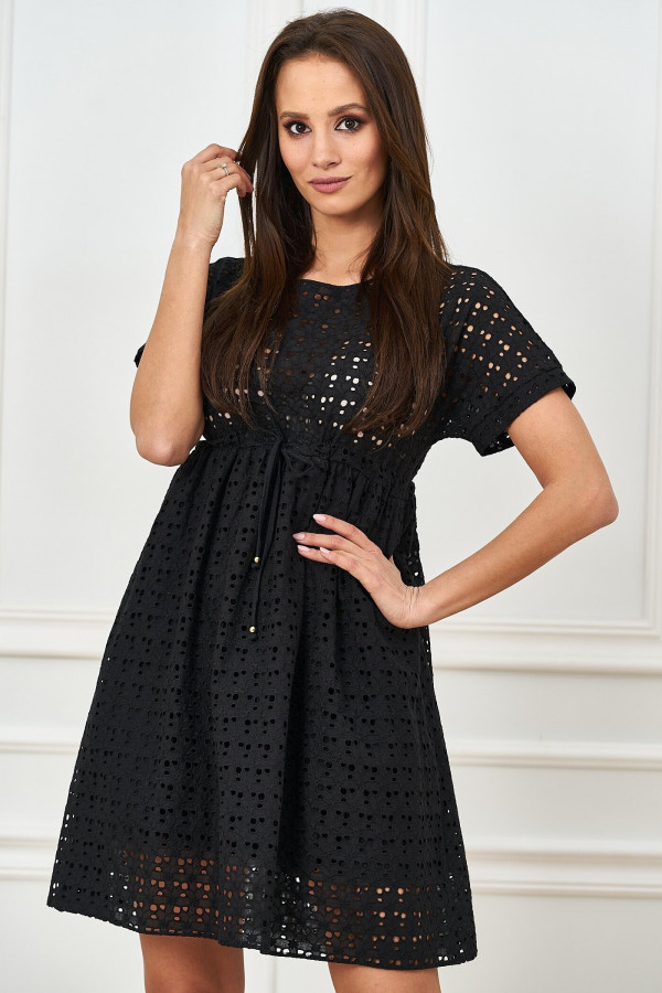 Sukienka ażurowa ROSE 3