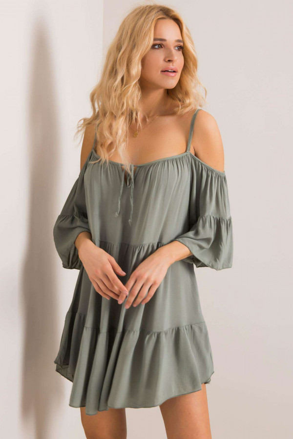 Zwiewna sukienka VERONIQUE