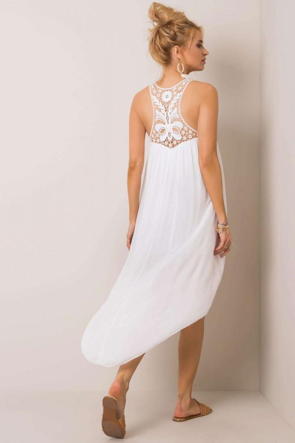 Asymetryczna sukienka boho DEMMI 1