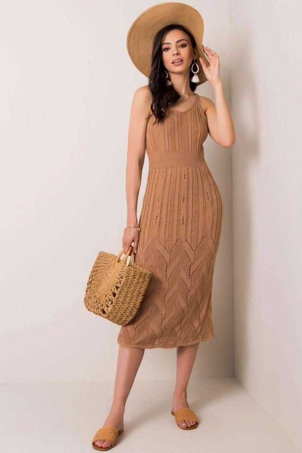 Ażurowa sukienka boho EFFIE