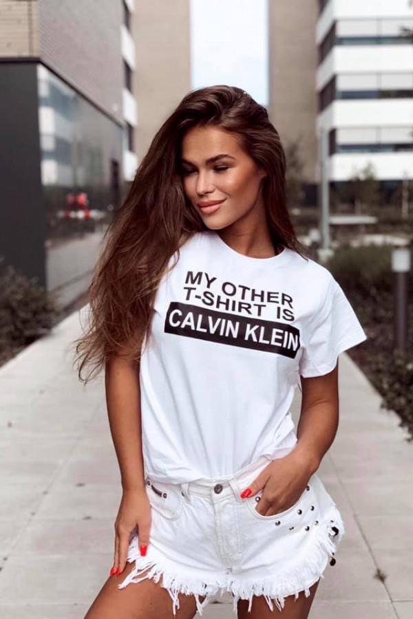 T-shirt CALVIN