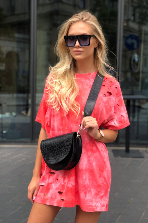 T-shirt sukienka tie dye HAVANA