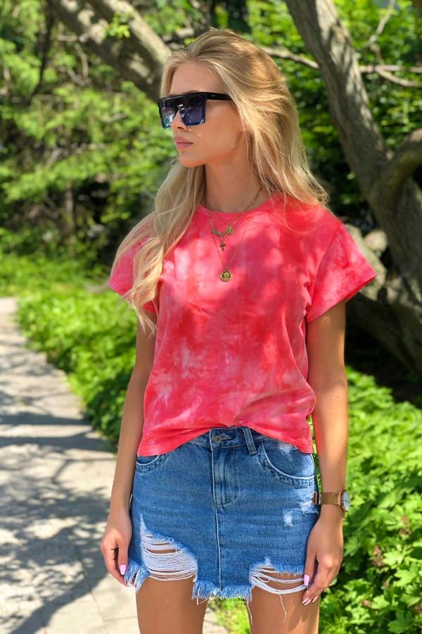 T-shirt tie dye CUBA
