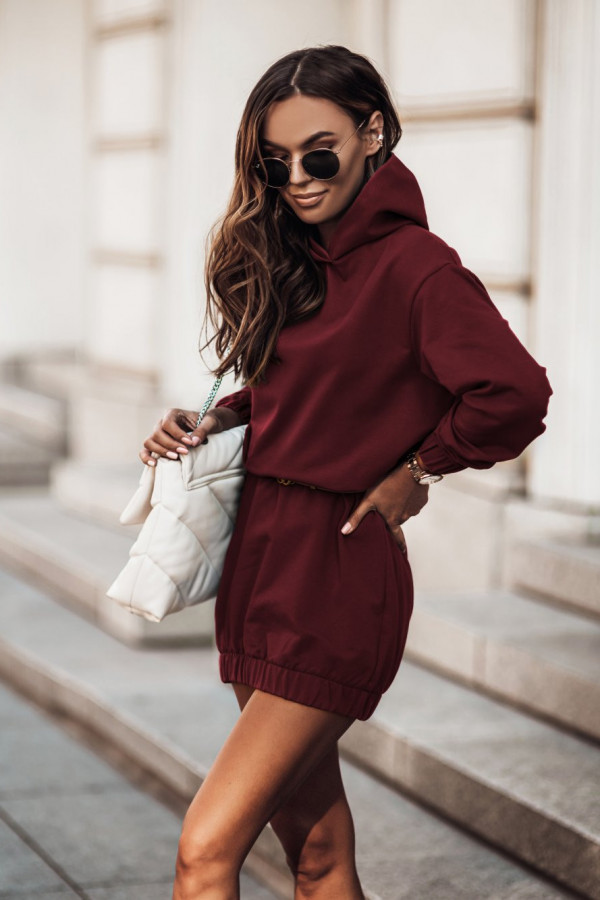 Dresowa sukienka VERA