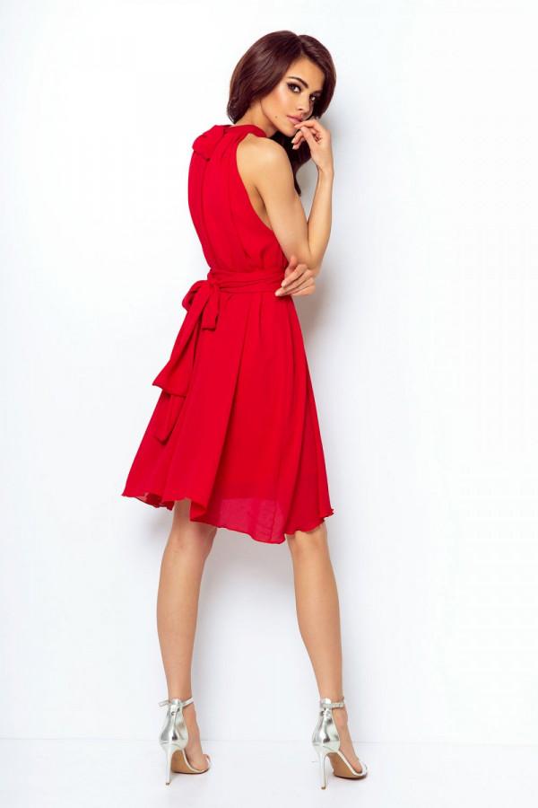 Sukienka szyfonowa LIVIA 1