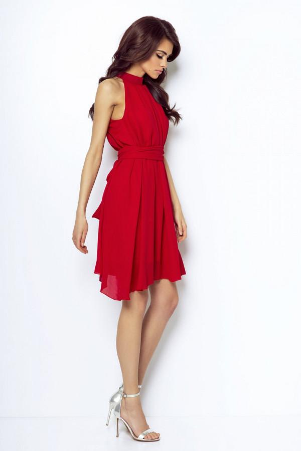 Sukienka szyfonowa LIVIA 3