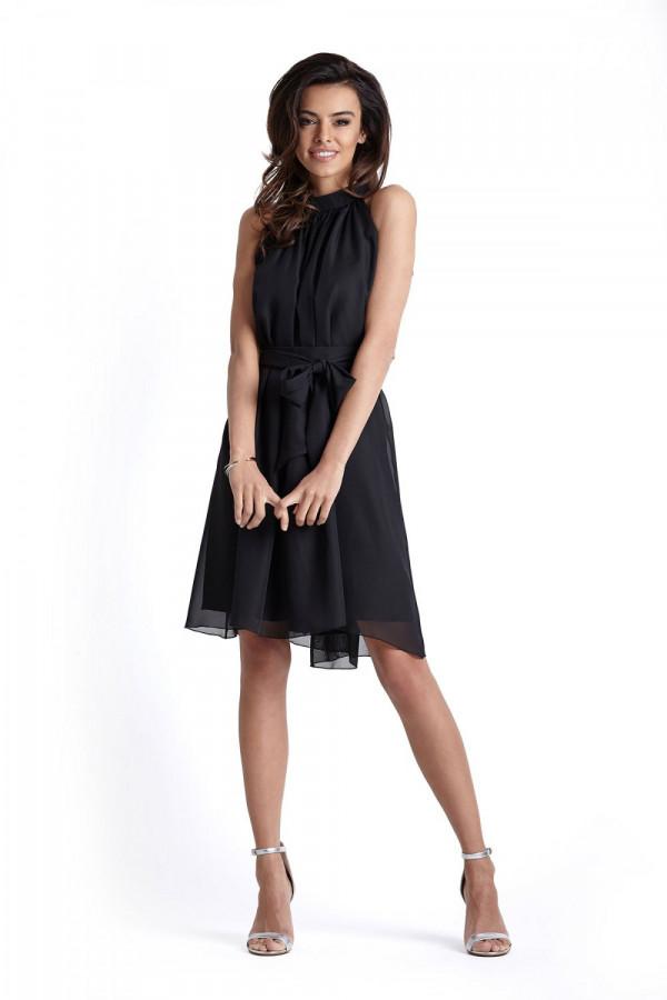 Sukienka szyfonowa LIVIA 4