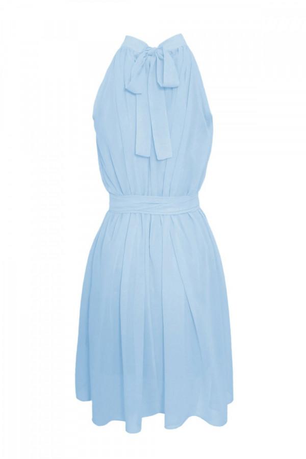 Sukienka szyfonowa LIVIA 8