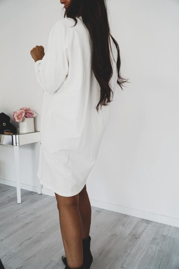 Sukienka z nadrukiem EKEMA 3