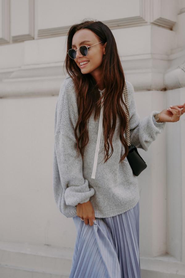 Swetrowa bluza LOREN 2